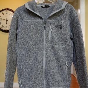 North Face Zip-Up Jacket